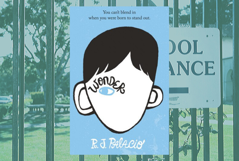 Book Club: Wonder by R J Palacio