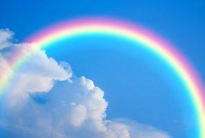 Rainbow - Covid19 - gratitude