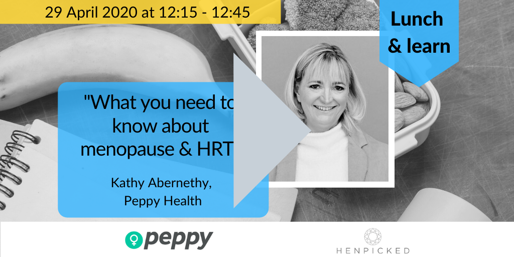 Menopause and HRT: what you need to know