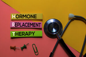 hormone replacement therapy, HRT, menopause