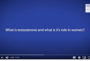 testosterone, hormones, what's it for