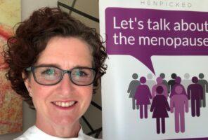 menopause, work, workplace, Sharon Vibert