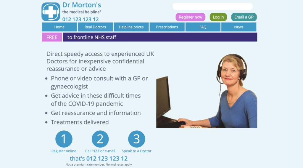 Dr Morton's, menopause, solutions, Henpicked
