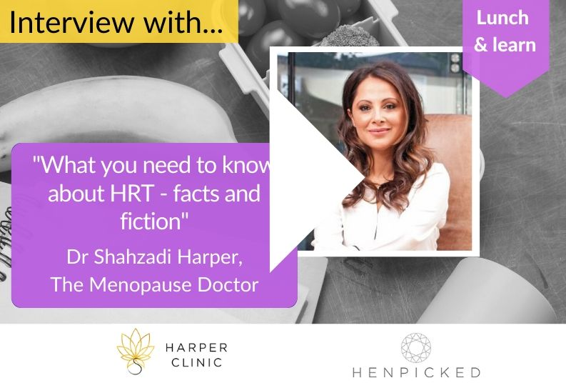 menopause, HRT, symptoms, solutions