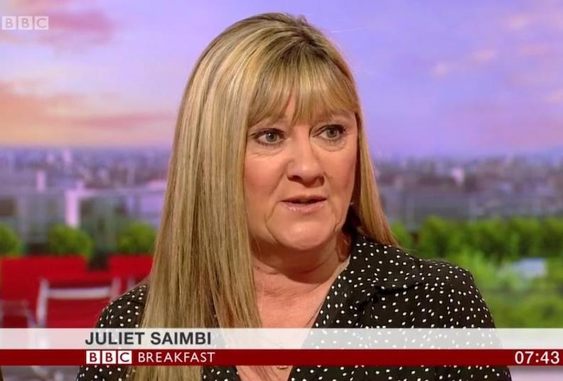 menopause, work, workplace, BBC Breakfast