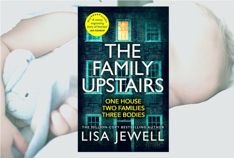 Book Club: The Family Upstairs by Lisa Jewell