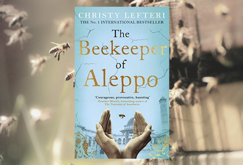 Book Club: The Beekeeper of Aleppo by Christy Lefteri