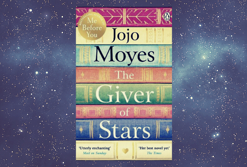 Book Club: The Giver of Stars by Jojo Moyes