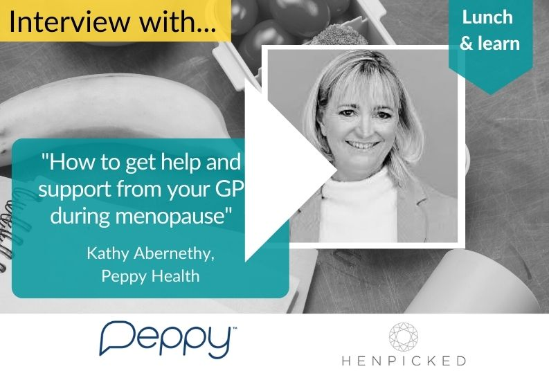 How to get help from your GP during menopause