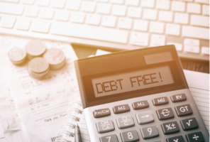 debt-free lifestyle