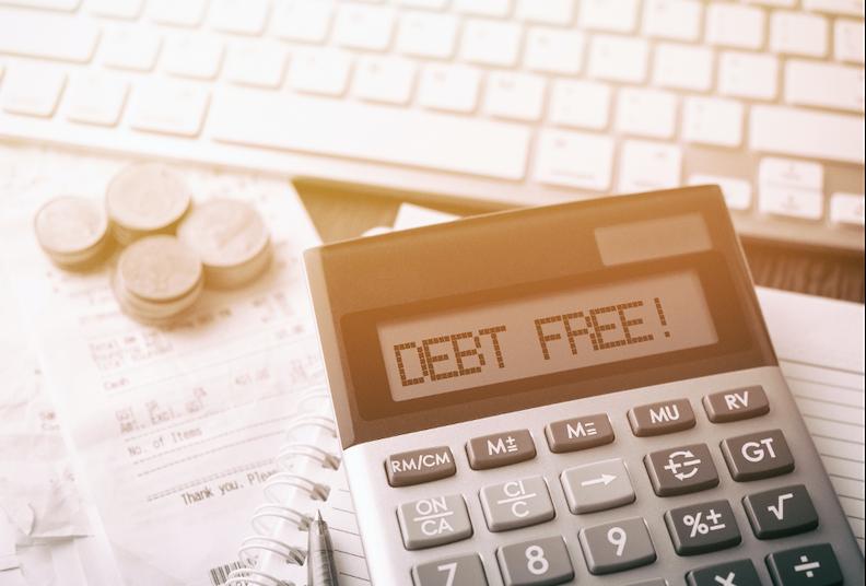 5 steps to take towards a debt-free lifestyle