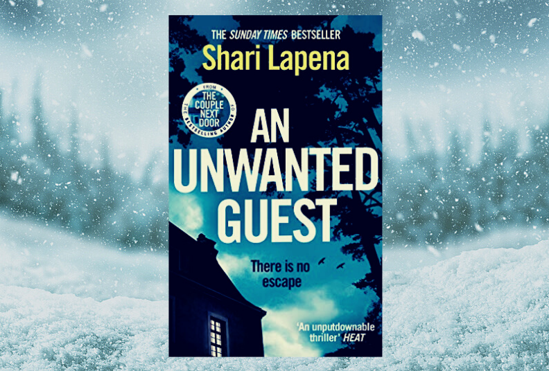 Book Club: An Unwanted Guest by Shari Lapena