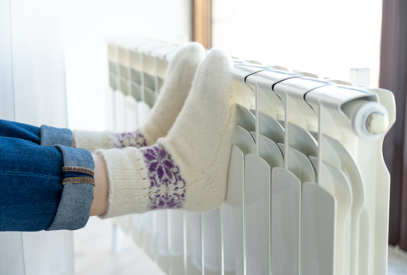 5 reasons to change your heater's filters