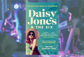 Book Club: Daisy Jones and the Six by Taylor Jenkins Reid