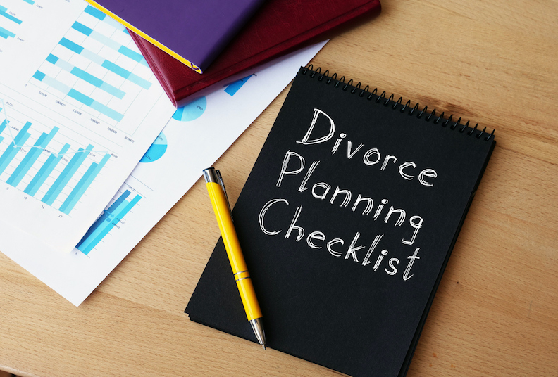 Six documents you need to file for divorce