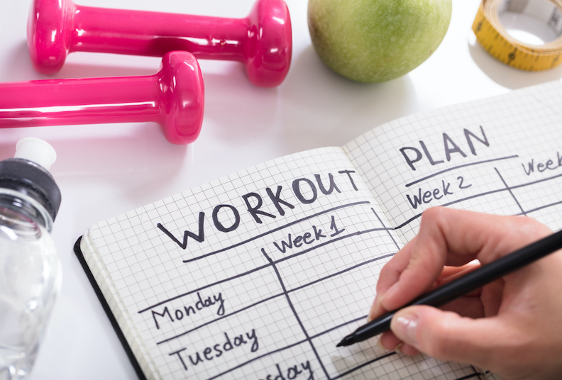 7 ways to motivate yourself to keep working out regularly