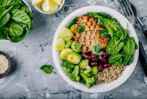 lockdown and healthy eating