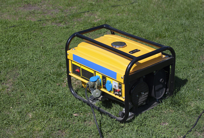 What to look for when choosing a portable power generator