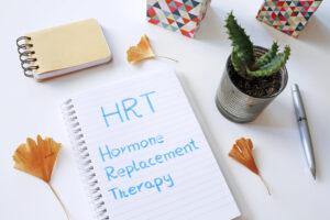 HRT, Menopause, Q&A, Kathy Abernethy, Henpicked