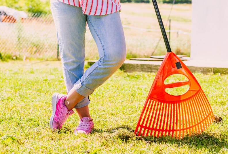 Levelling a lawn: what you need to know