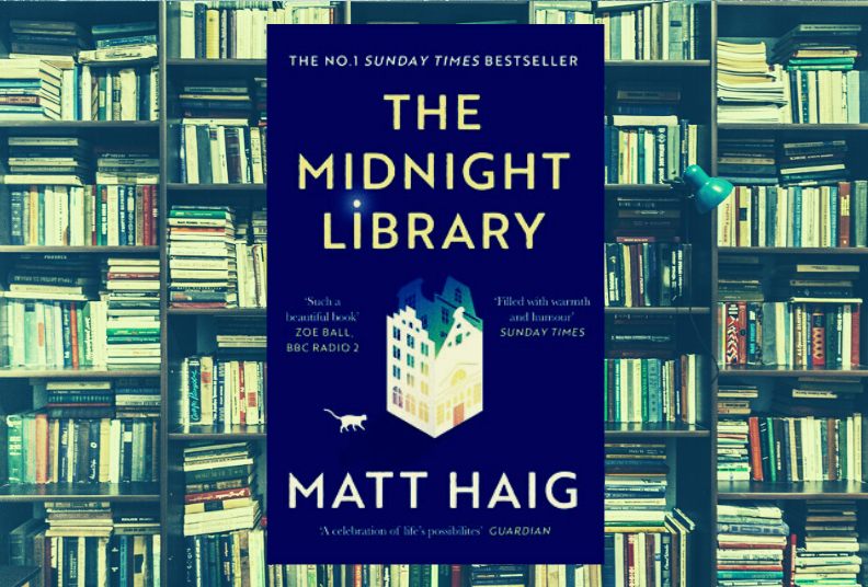 Book Club: The Midnight Library by Matt Haig