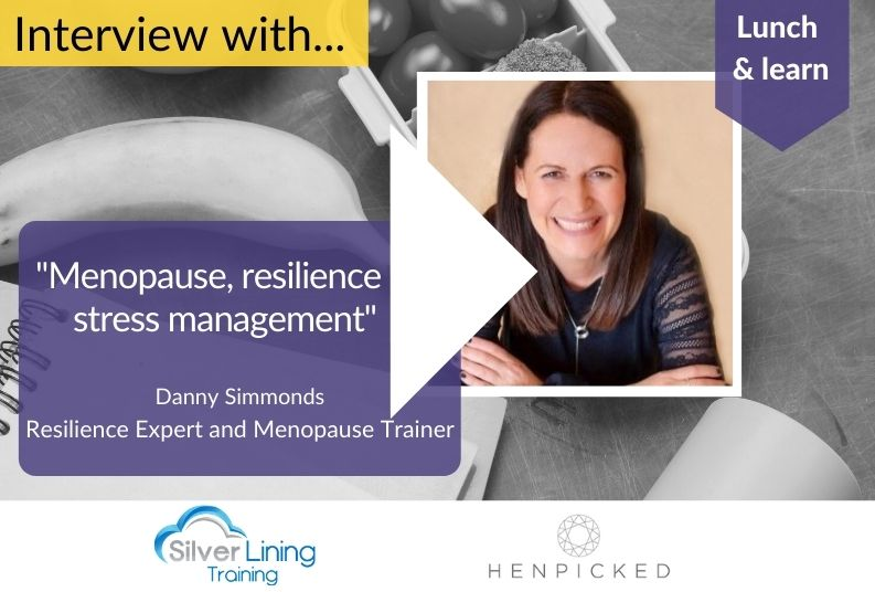 Menopause, resilience and stress management