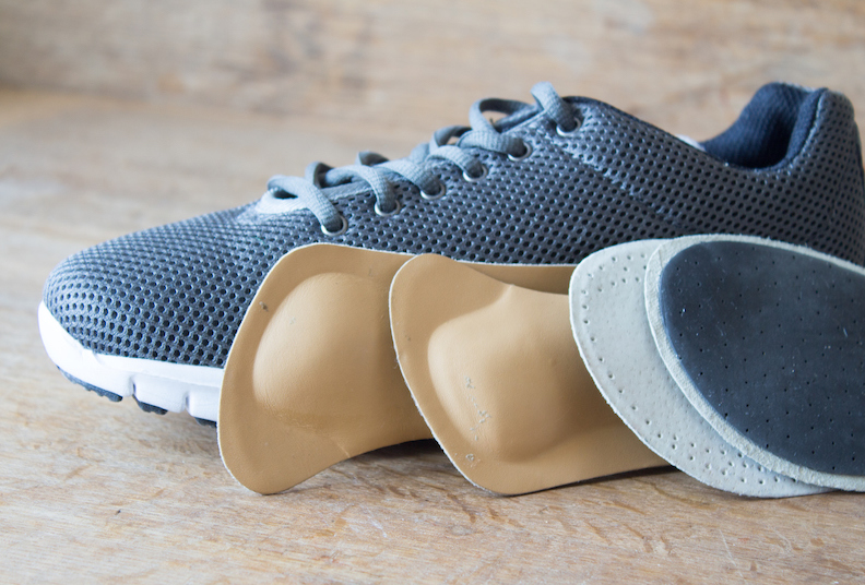 How supportive shoes can alleviate your foot pain…