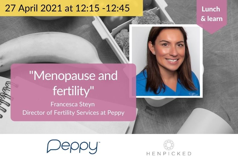 Menopause and fertility