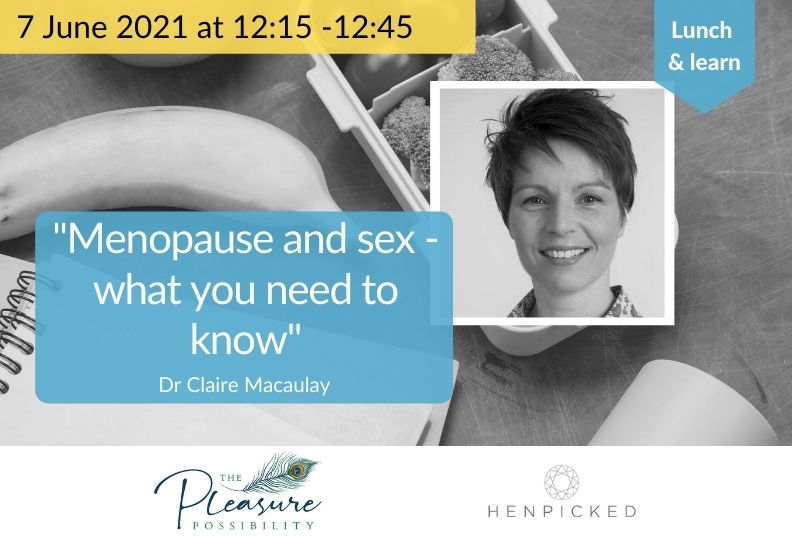 Menopause and sex: what you need to know