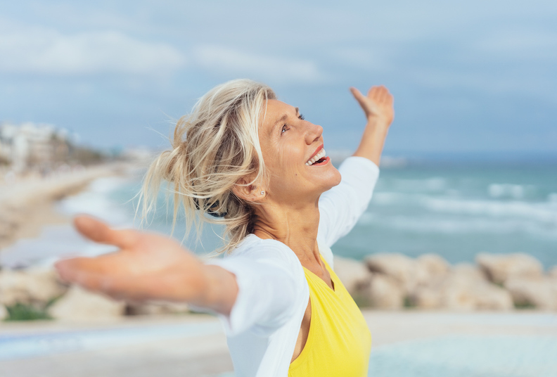 Young at heart: tips for enjoying your later years