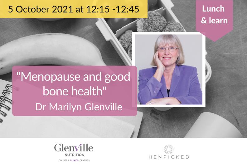 Menopause and bone health