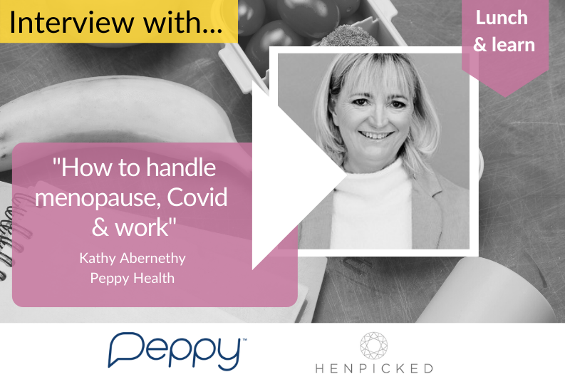 How to handle menopause, Covid and work