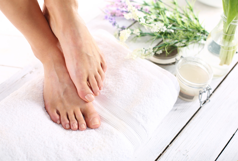 How to keep your feet happy and healthy after 50